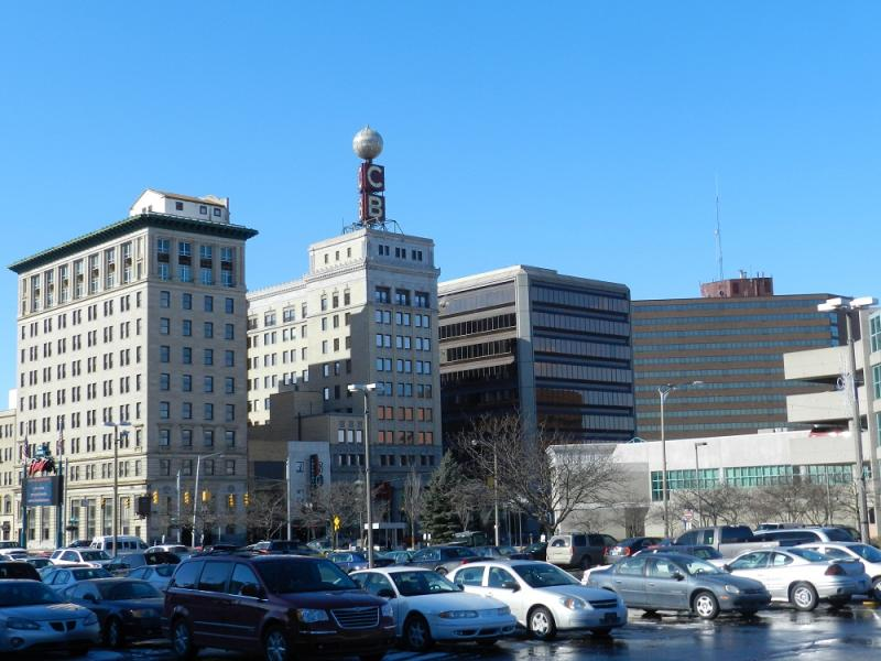 Downtown Flint (file photo)