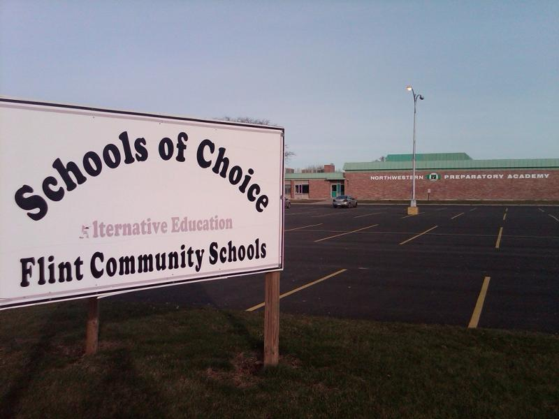 Flint Community Schools (file photo)