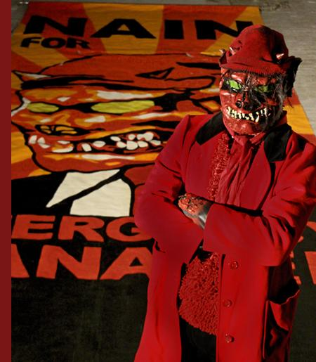 The Nain Rouge has cursed Detroit for more than 300 years (as legend has it).