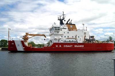 U.S. Coast Guard Cutter Mackinaw