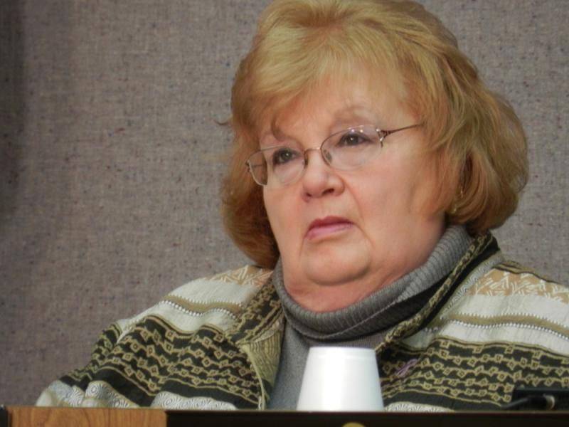 Lansing City Council President Carol Wood would rather BWL pay the five million dollars than its customers