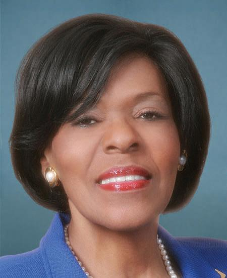 The former Congresswoman will receive some $20,000 for her participation in the panel