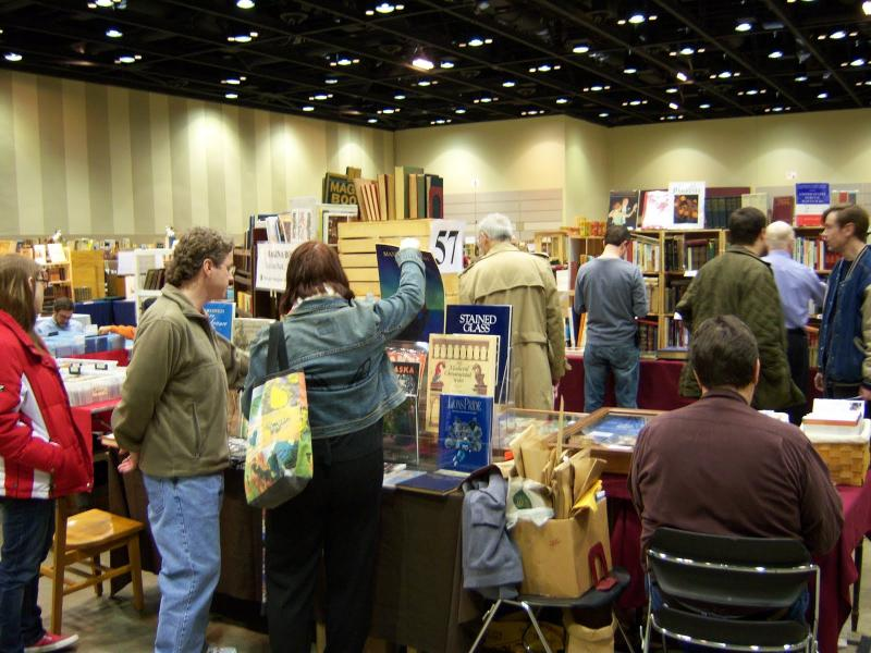 Guide fromt the 56th Michigan Antiquarian Book and Paper Show