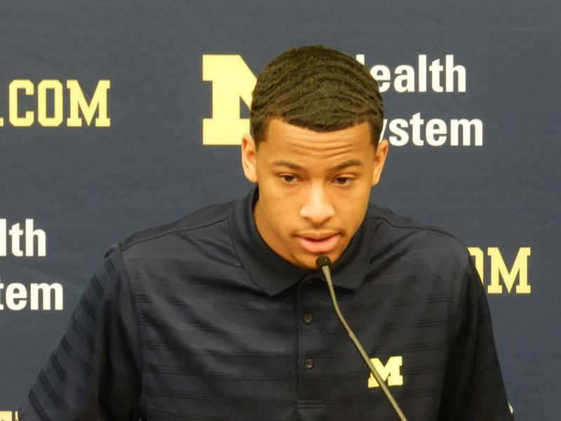 U of M guard Trey Burke declares for the upcoming NBA draft