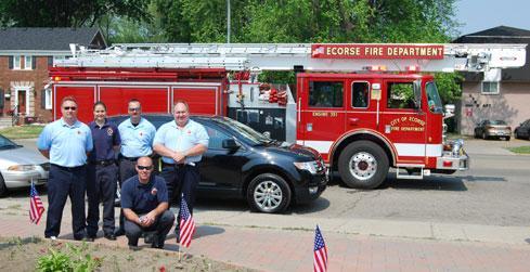 Ecorse fire department