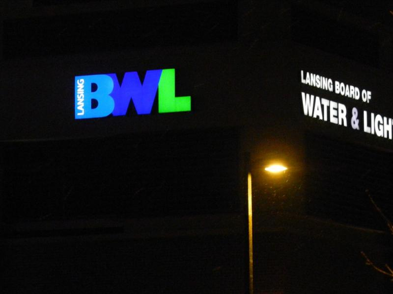 Lansing Board of Water & Light (file photo)