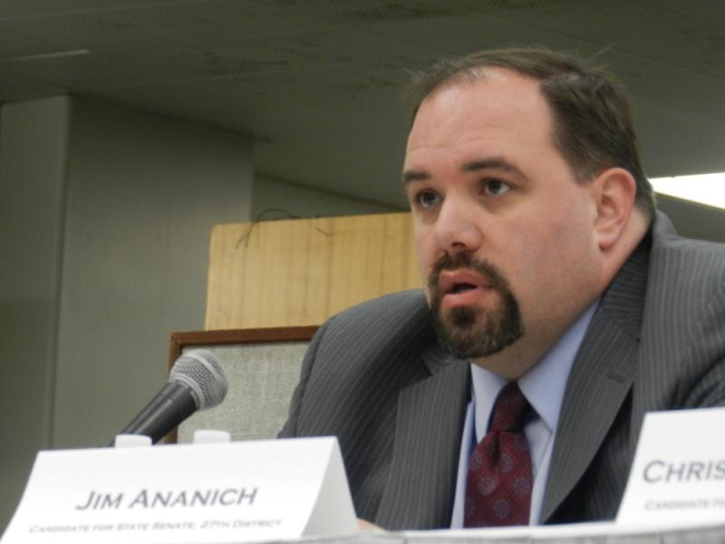 Senator-elect Jim Ananich (D-Flint) (file photo)