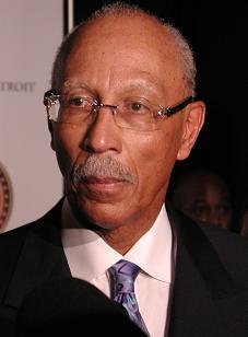 Detroit Mayor Dave Bing (file photo)