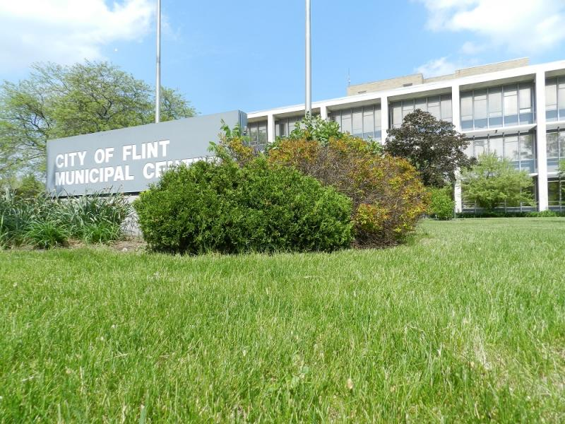 Flint City Hall (file photo)
