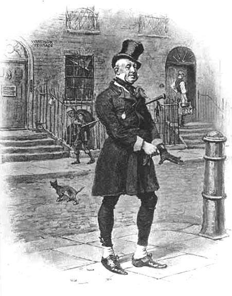 He spent more than he made. 'Mr. Micawber' from David Copperfield.