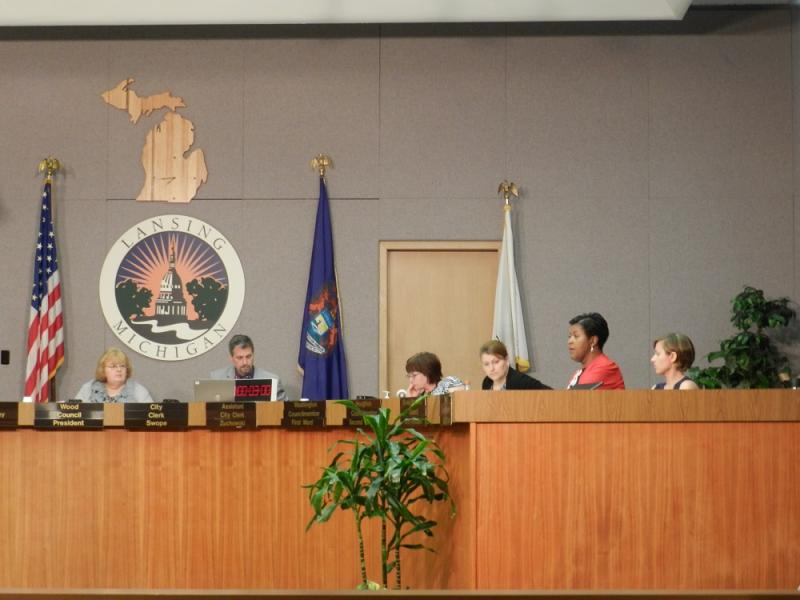 The Lansing City Council has until June 3rd to try to override the mayor's budget vetoes.