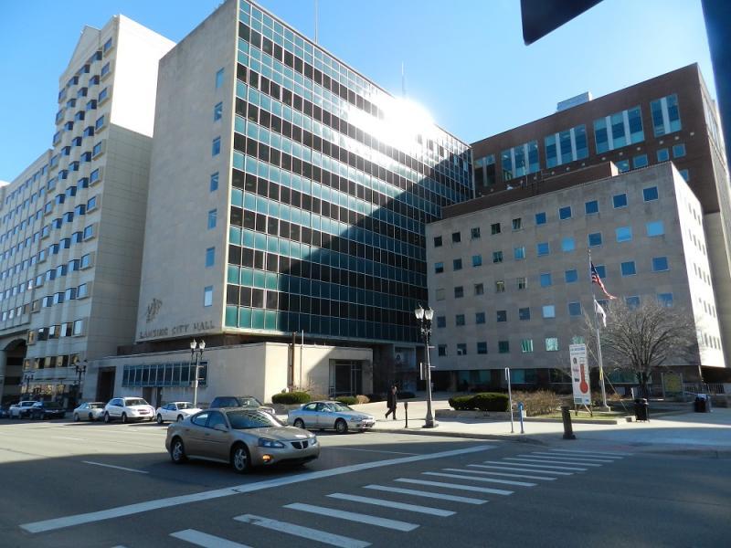 Lansing city hall (file photo)