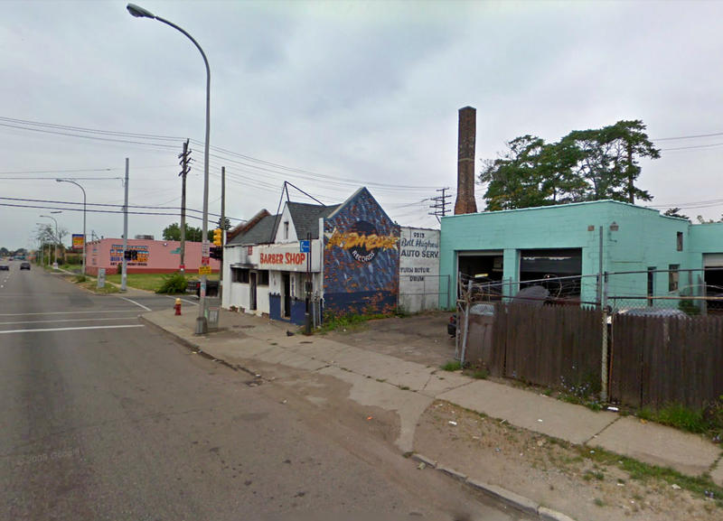 Looking down Livernois Avenue in Detroit. Location, Inc. ranks this area as the most dangerous in the country.