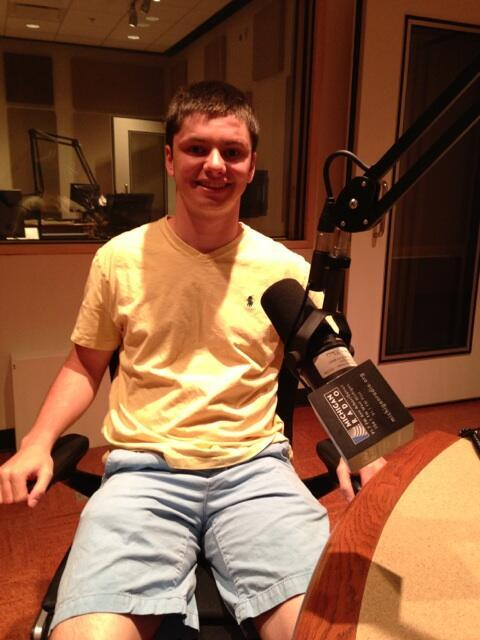 "Austin Stowe of South Lyon and the ""Reinventing Michigan"" project visits Michigan Radio."