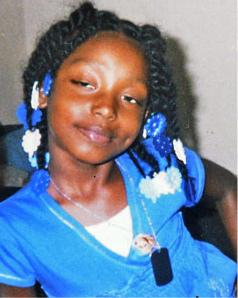 Aiyana Stanley- Jones was seven-years-old when Officer Joseph Weekley shot her