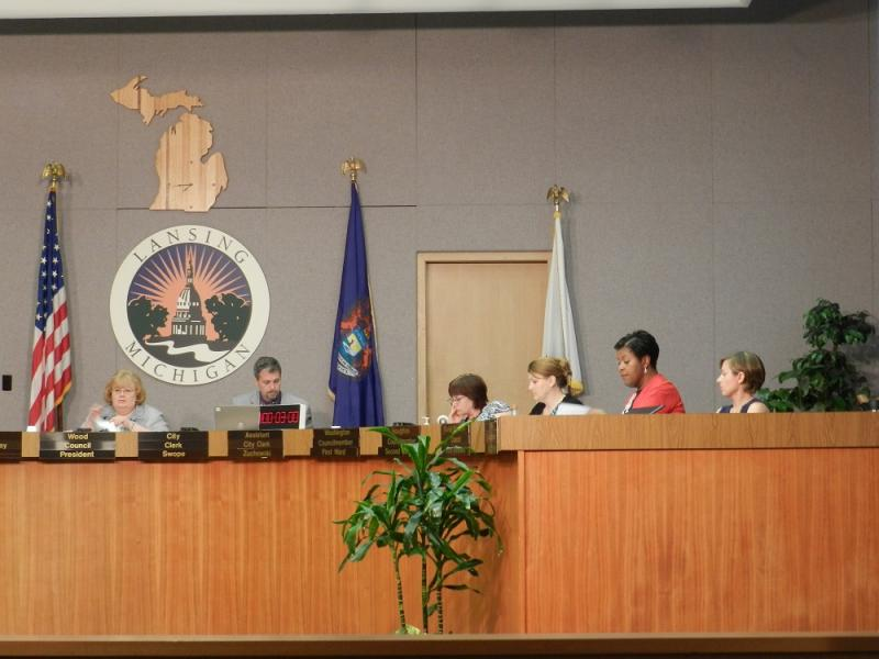 Lansing city council (file photo)