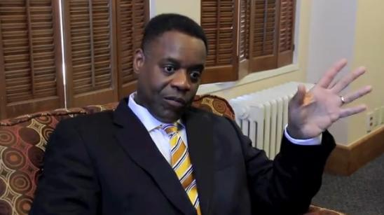 Kevyn Orr, Detroit's emergency manager.