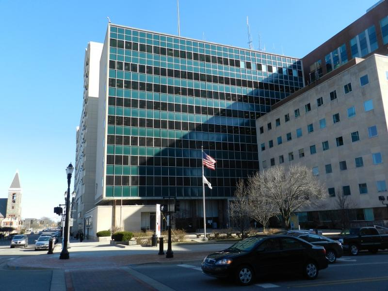 Lansing city hall (file photo)