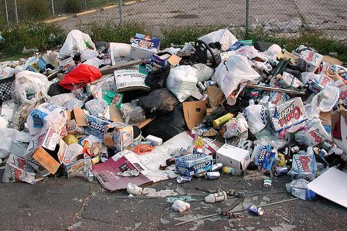 A Heap Of Trash Prospect St Photo Jasper Burget