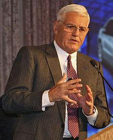 Bob Lutz has worked as an automotive executive for GM, Ford, Chrysler, and BMW.