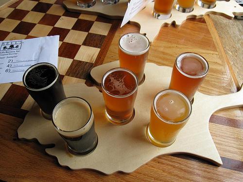 Bell's Beer Sampler