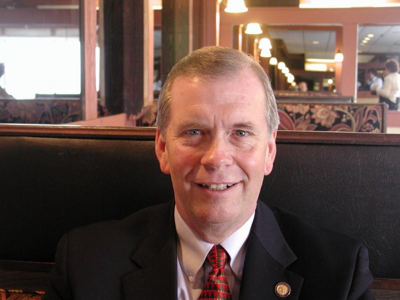 Rep. Tim Walberg (R) Michigan's 7th Congressional District (file photo)