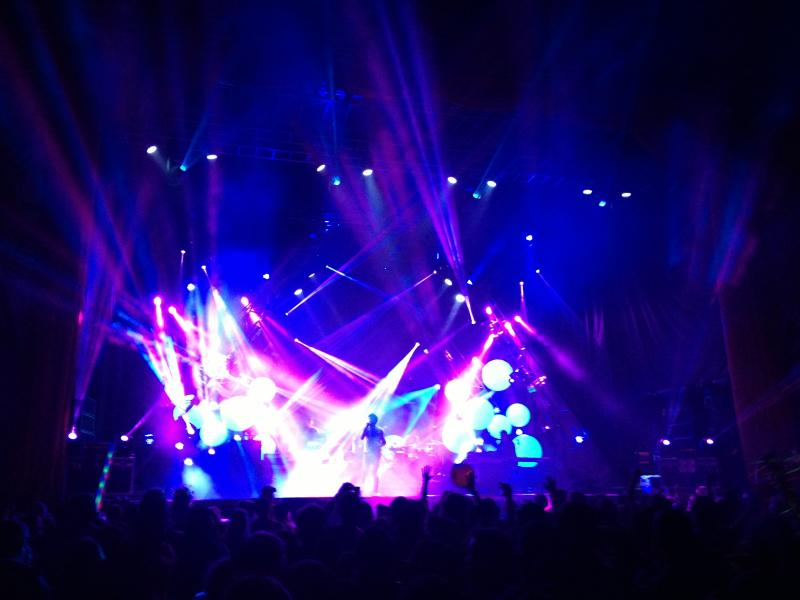 Passion Pit at Sherwood Court