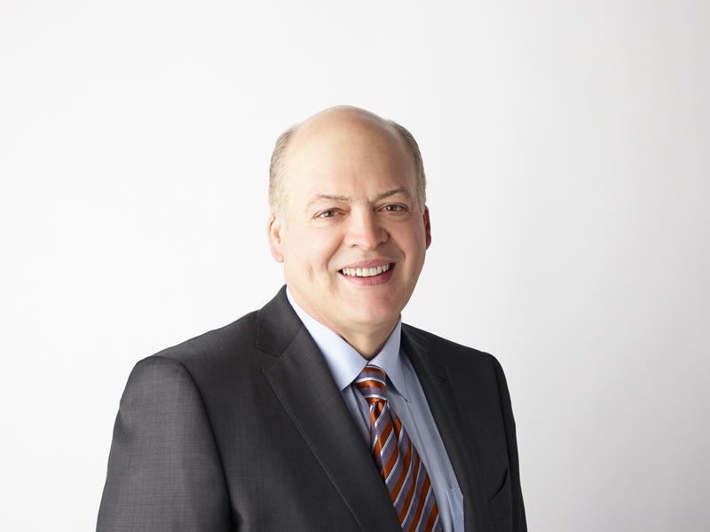 Steelcase CEO Jim Hackett