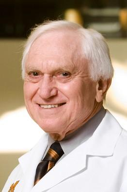 Dr. Sidney Gilman (file photo)