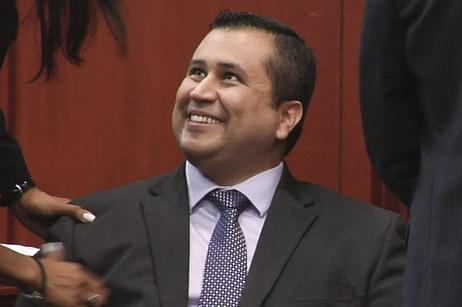 "Zimmerman didn't talk to the media after his exoneration, but his lead lawyer said they were ""ecstatic with the results."""