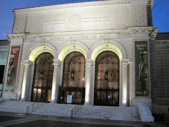 The Detroit Institute of Arts.
