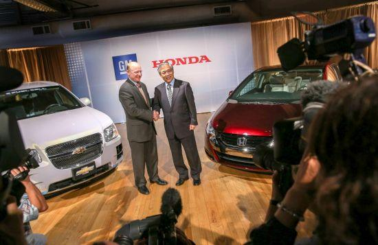 GM, Honda To Co-Develop Next-Gen Fuel Cell Technologies