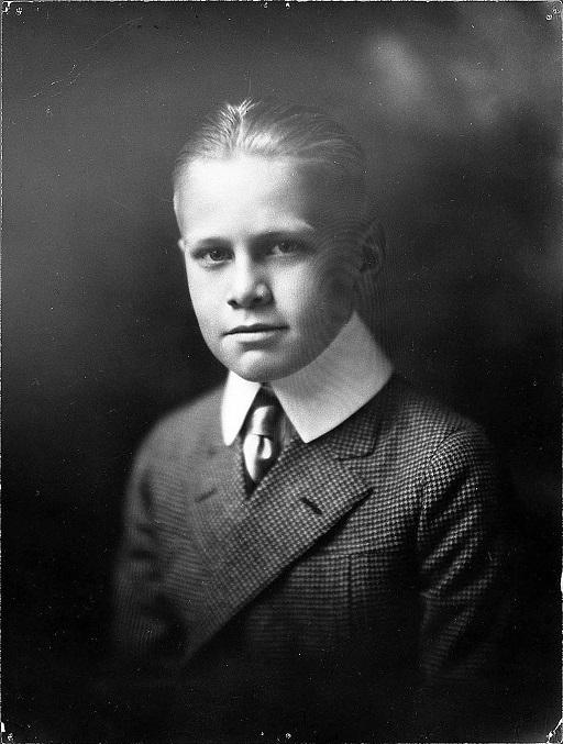 On February 1, 1916, Dorothy King married Gerald R. Ford, a Grand Rapids paint salesman. The Fords began calling her son Gerald R. Ford, Jr., although his name was not legally changed until December 3, 1935.