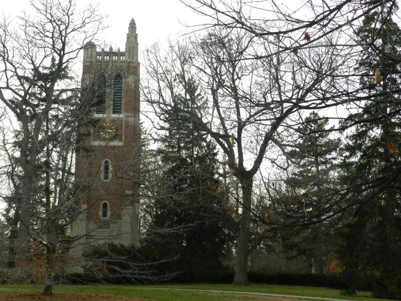 Michigan State University campus (file photo)