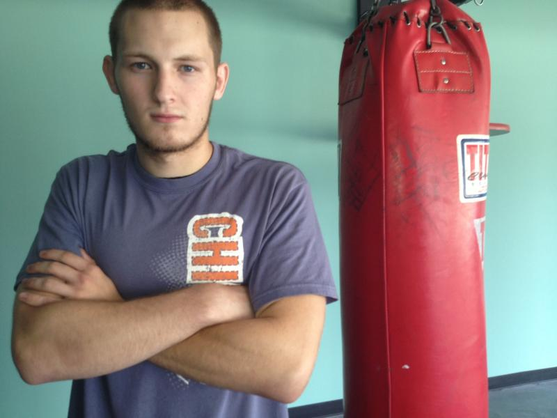 Dan Hornbeck said he was an easy target for bullies. Then he started martial arts.