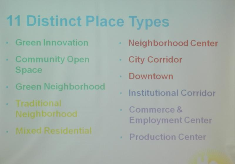 How do you develop a city's master plan?   First, you should know what your options are.