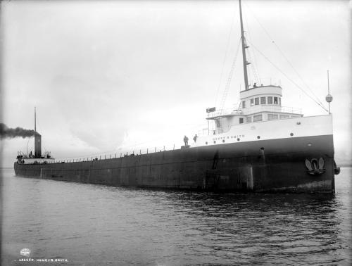 The Henry B. Smith freighter