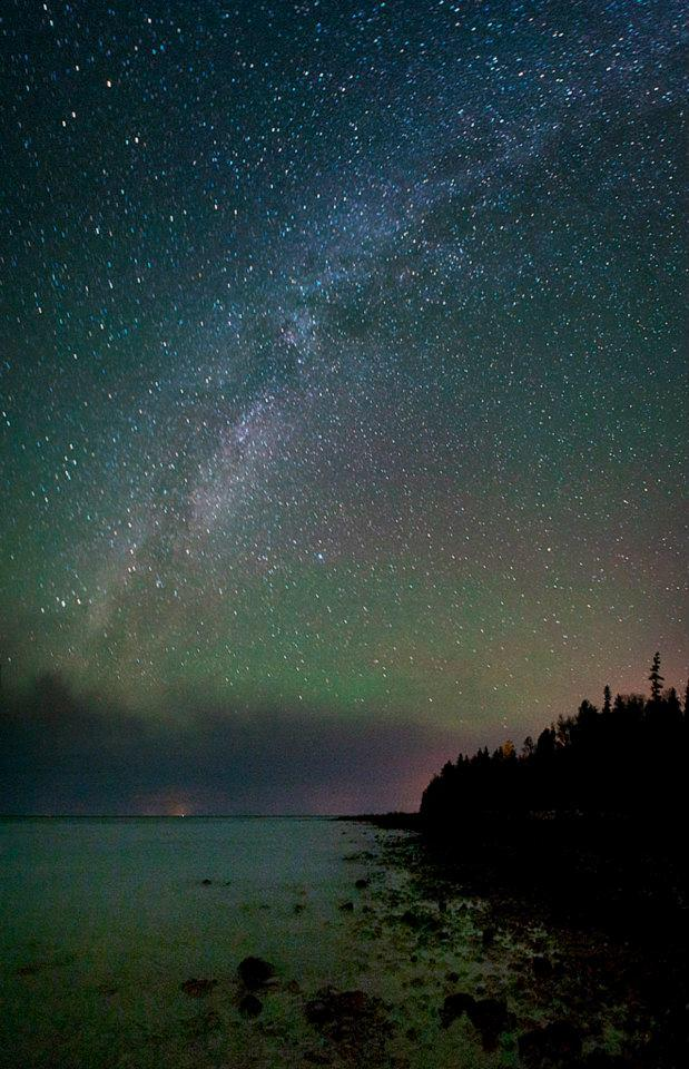 Michigan Has One Of Worlds Few Dark Sky Parks For Stargazers