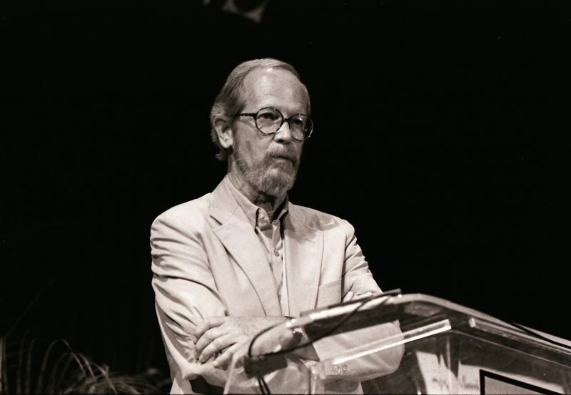 Elmore Leonard in 2009.