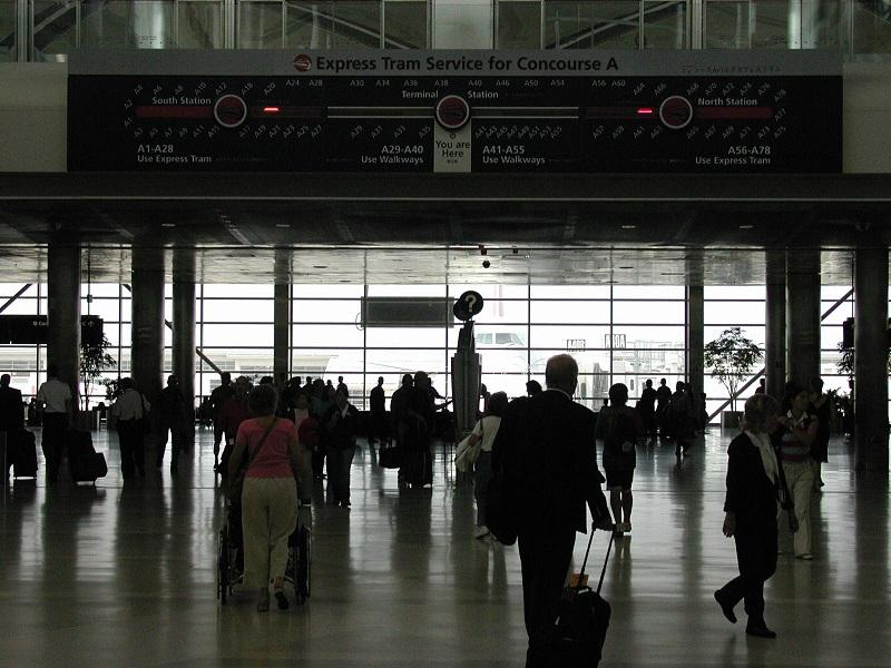 Detroit Metro Airport (file photo)