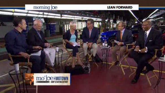 Screen grab from 'Morning Joe'