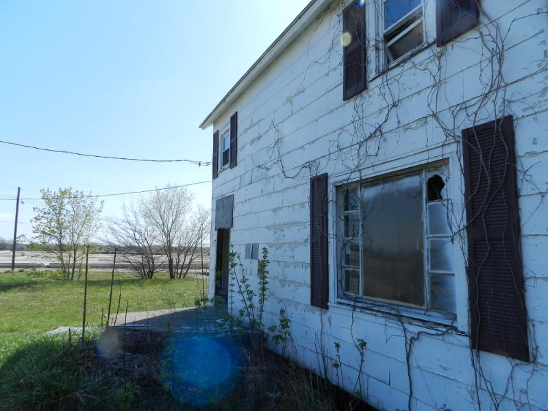An abandoned home in Flint (file photo)