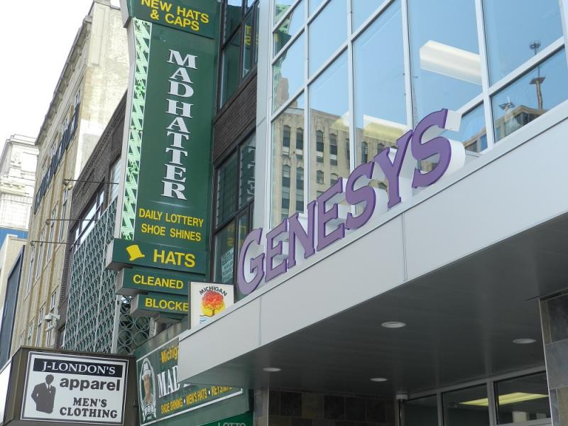 Genesys Health System opened its new clinic in downtown Flint this month