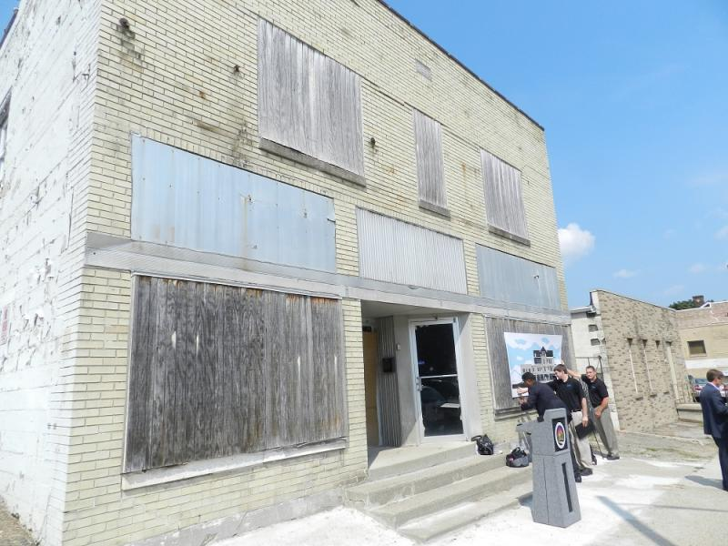 3 blighted buildings just south of Lansing's Old Town district will be rehabbed over the next year into.....