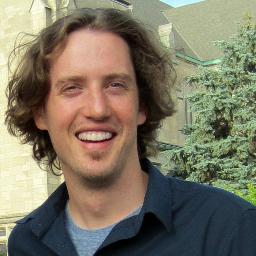 Composer Patrick Harlin
