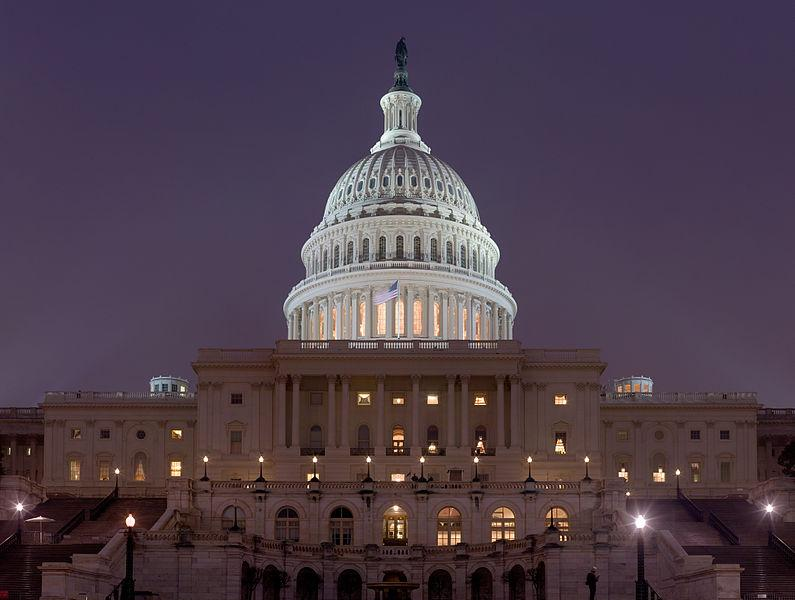 Congress faces a busy day today as members try to avoid a government shutdown.