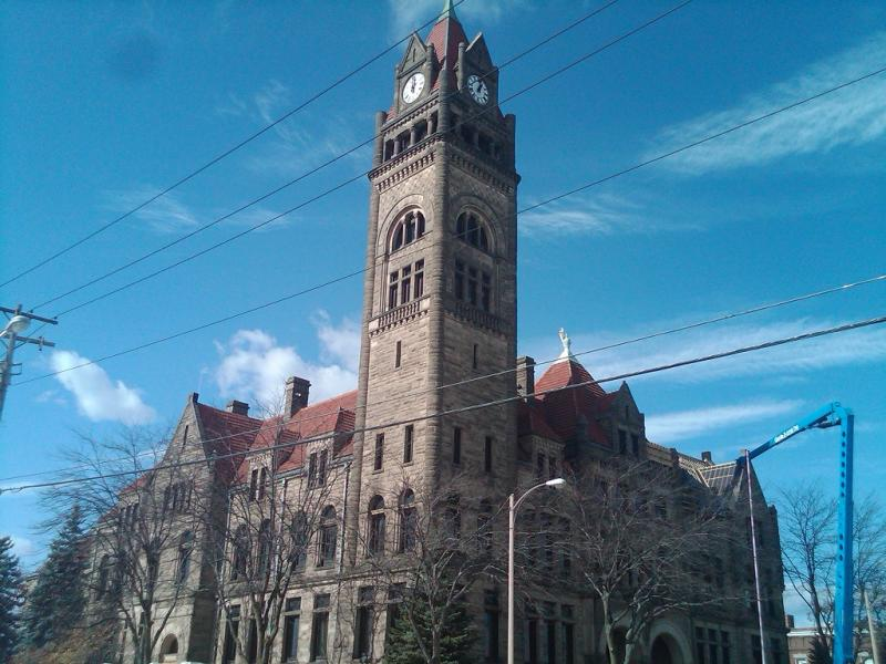 City hall, Bay City, Michigan (file photo)