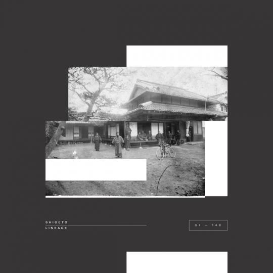 "The cover of ""Lineage"" features Shigeto's great grandfather's house, in Hiroshima, Japan"