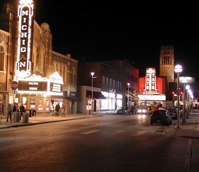 Downtown Ann Arbor (file photo)