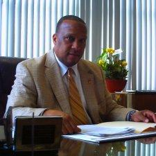Highland Park Mayor Deandre Windom